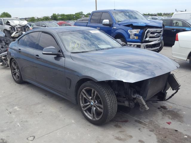BMW 428 I Gran salvage cars for sale: 2015 BMW 428 I Gran