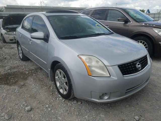 Nissan salvage cars for sale: 2009 Nissan Sentra 2.0