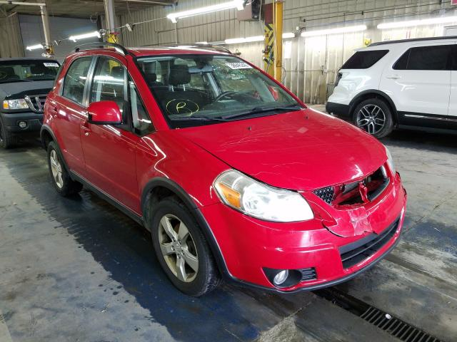 Suzuki SX4 salvage cars for sale: 2011 Suzuki SX4