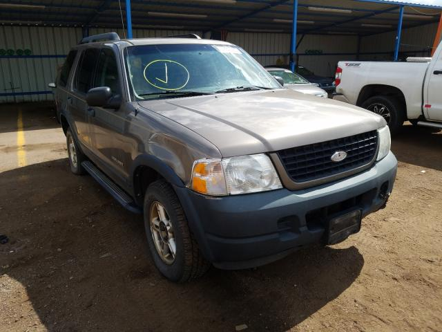 Salvage cars for sale from Copart Colorado Springs, CO: 2005 Ford Explorer X