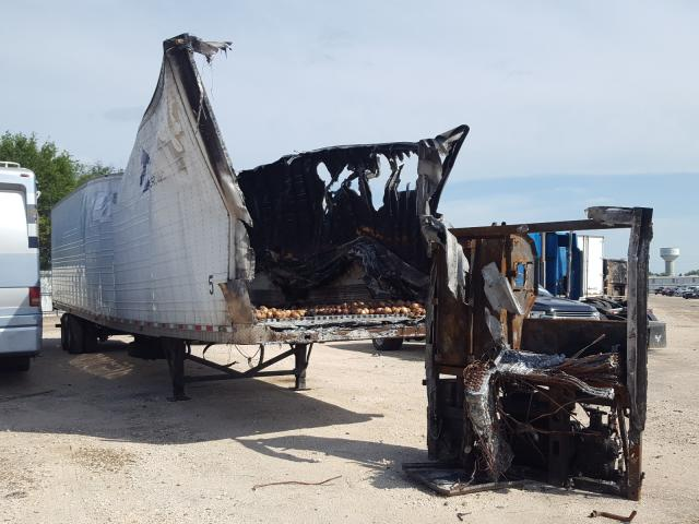 Great Dane Trailer salvage cars for sale: 2010 Great Dane Trailer