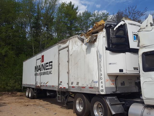 Cimc salvage cars for sale: 2019 Cimc Reefer TRL