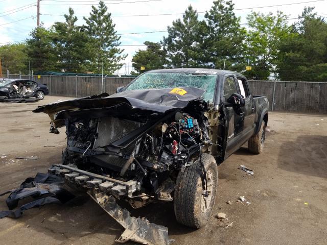 из сша 2020 Toyota Tacoma Dou 3.5L 3TMDZ5BNXLM080518
