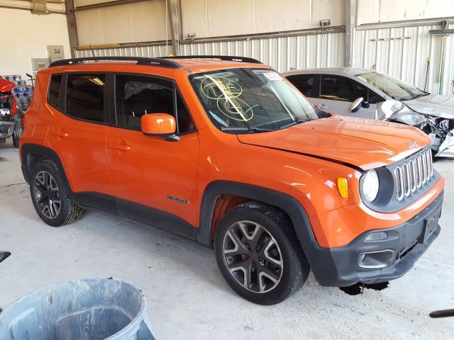Auto Auction Ended On VIN: ZACCJABT0FPB55166 2015 Jeep