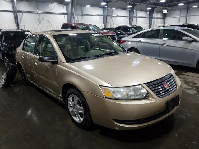 Saturn Ion salvage cars for sale: 2006 Saturn Ion