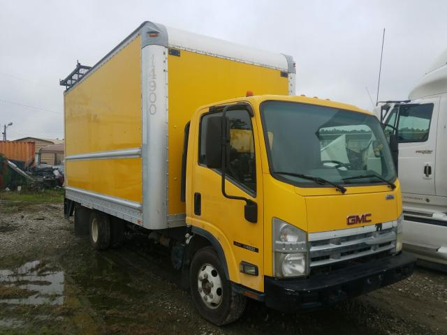 GMC W4500 W450 salvage cars for sale: 2010 GMC W4500 W450