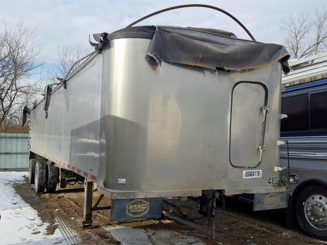 Mack Trailer salvage cars for sale: 2015 Mack Trailer