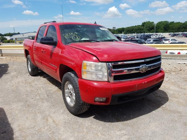 2007 Chevrolet Silverado en venta en Oklahoma City, OK
