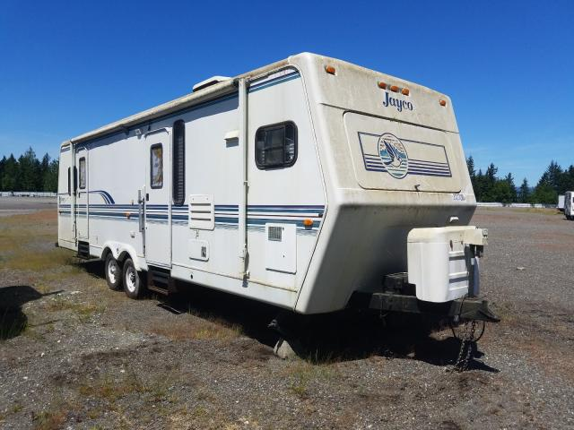 Jayco Trailer salvage cars for sale: 1997 Jayco Trailer