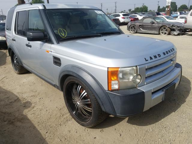 Land Rover salvage cars for sale: 2005 Land Rover LR3 SE