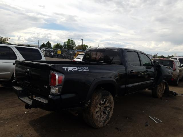 цена в сша 2020 Toyota Tacoma Dou 3.5L 3TMDZ5BNXLM080518