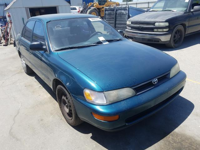 Toyota Corolla salvage cars for sale: 1993 Toyota Corolla