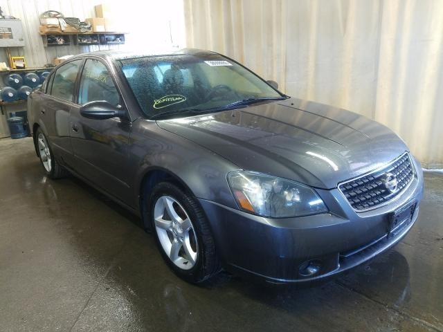 Salvage cars for sale from Copart Avon, MN: 2005 Nissan Altima SE