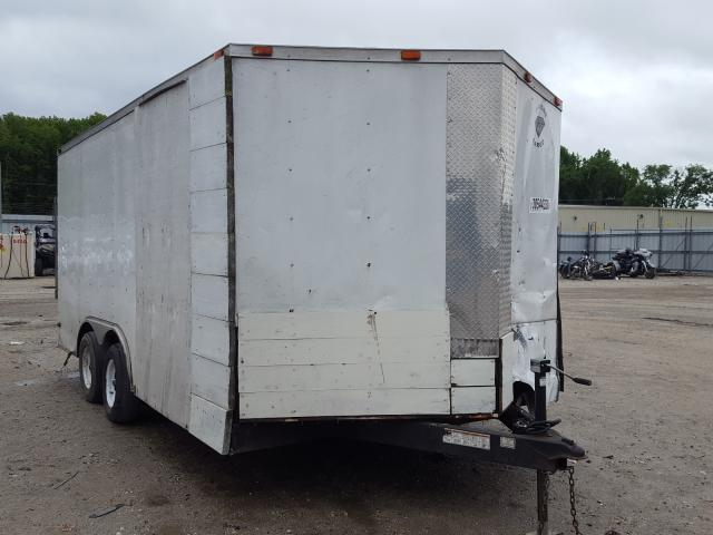 Diamond salvage cars for sale: 2013 Diamond Cargo Trailer