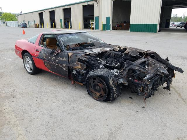 1990 Chevrolet Corvette for sale in Angola, NY