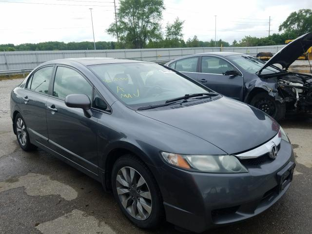 2009 Honda Civic EX for sale in Des Moines, IA