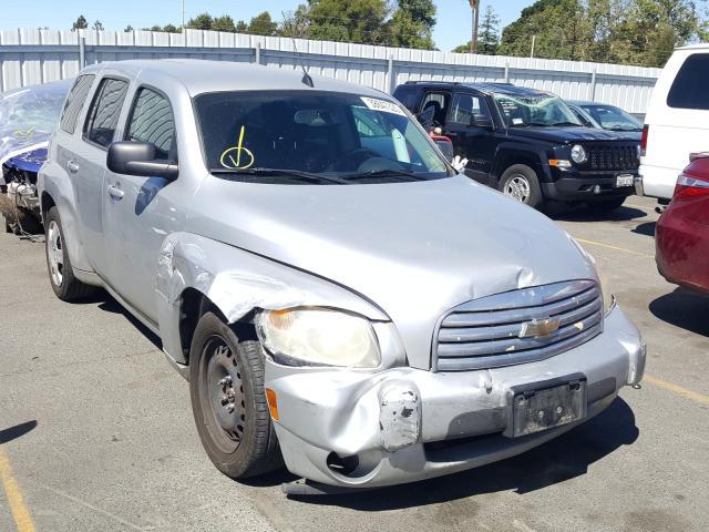 2010 Chevrolet Hhr Ls 2 2l 4 In Ca Vallejo
