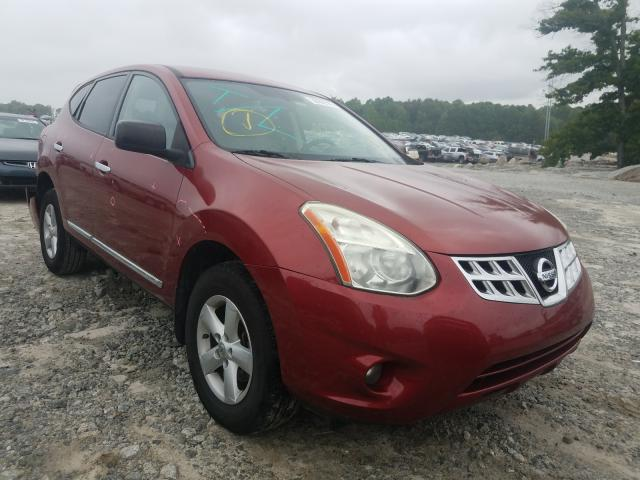 Salvage cars for sale from Copart Loganville, GA: 2012 Nissan Rogue S
