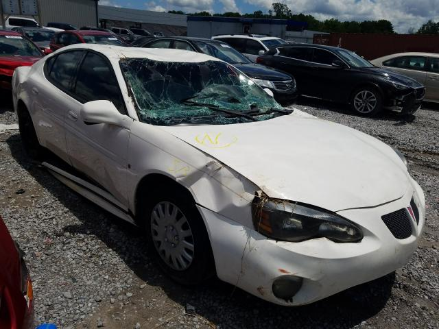 Pontiac salvage cars for sale: 2007 Pontiac Grand Prix
