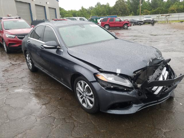 Salvage cars for sale from Copart Memphis, TN: 2015 Mercedes-Benz C300