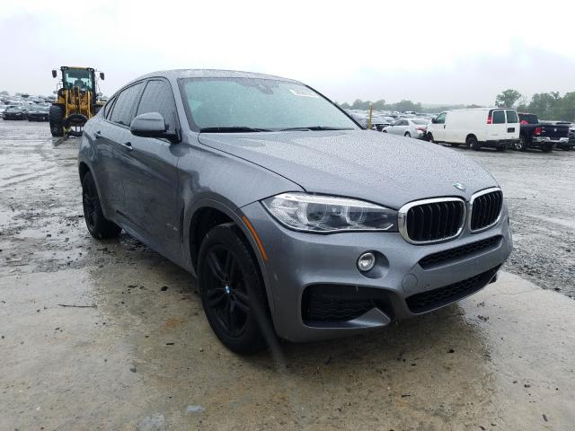 BMW X6 XDRIVE3 salvage cars for sale: 2018 BMW X6 XDRIVE3