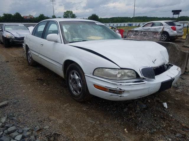 Salvage cars for sale from Copart Concord, NC: 2000 Buick Park Avenue
