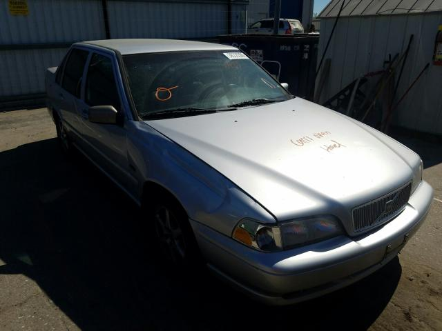 Volvo S70 salvage cars for sale: 1998 Volvo S70