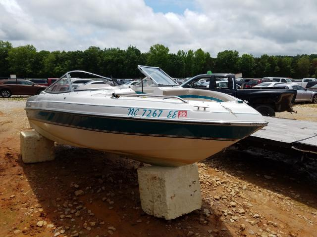 Four Winds salvage cars for sale: 1996 Four Winds 190HORIZON