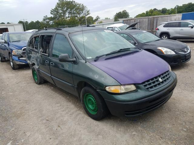 Chrysler Grand Voyager salvage cars for sale: 2000 Chrysler Grand Voyager