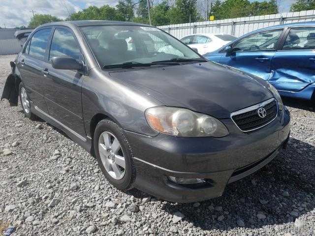 Toyota Corolla salvage cars for sale: 2007 Toyota Corolla