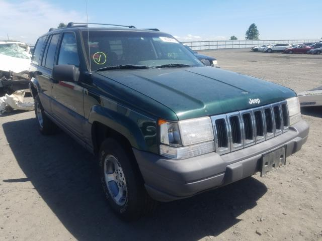 Jeep Grand Cherokee salvage cars for sale: 1998 Jeep Grand Cherokee
