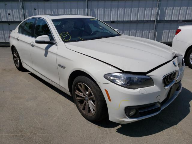 BMW 528 I salvage cars for sale: 2015 BMW 528 I