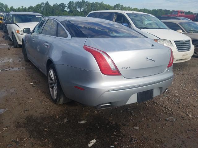 2012 Jaguar XJL   Vin: SAJWA2GB1CLV22926