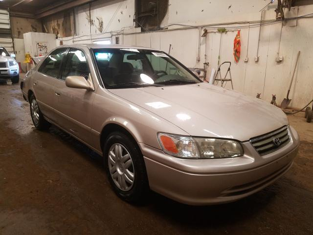 Salvage cars for sale from Copart Casper, WY: 2001 Toyota Camry CE