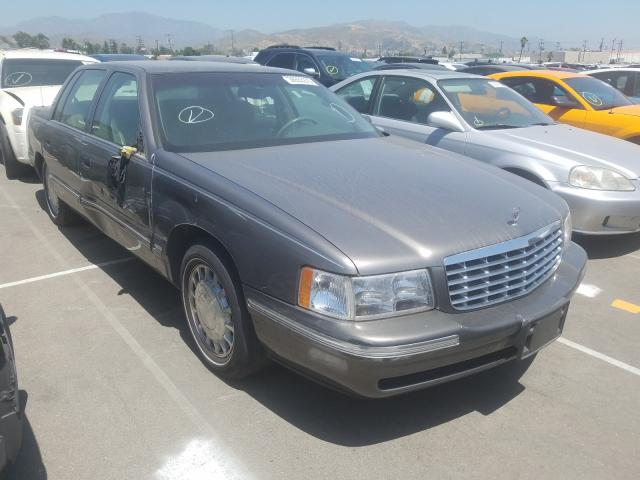 Cadillac Deville salvage cars for sale: 1998 Cadillac Deville