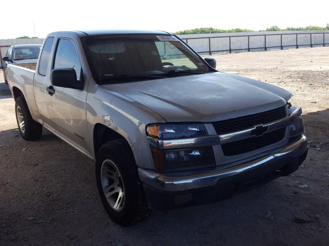 Chevrolet Colorado salvage cars for sale: 2004 Chevrolet Colorado
