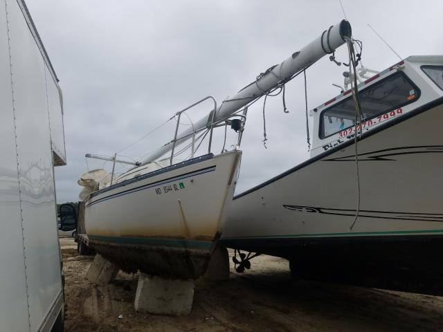 Hunter salvage cars for sale: 1980 Hunter Boat