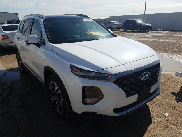 Hyundai Santa FE L salvage cars for sale: 2020 Hyundai Santa FE L