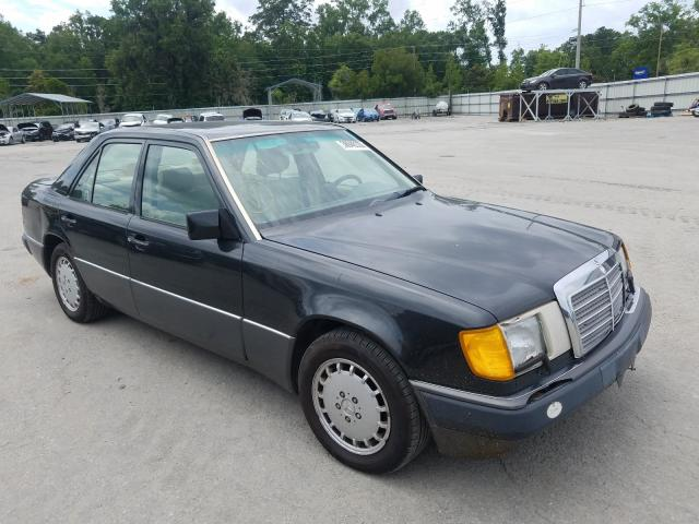 Mercedes-Benz 300 E salvage cars for sale: 1991 Mercedes-Benz 300 E