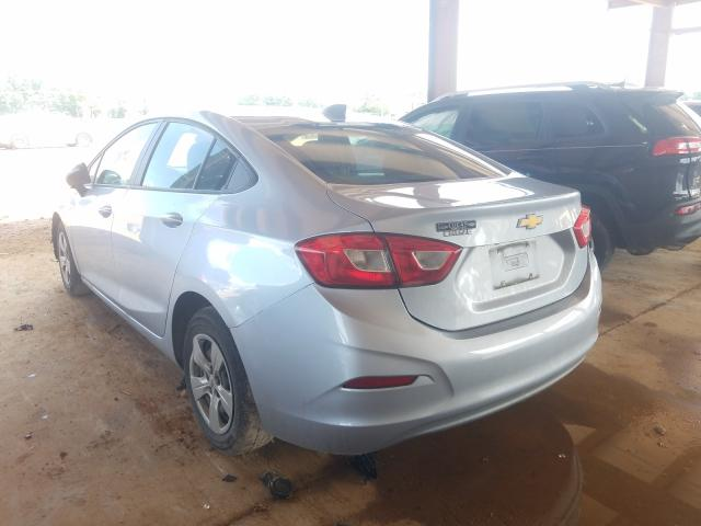 2018 CHEVROLET CRUZE LS - Right Front View