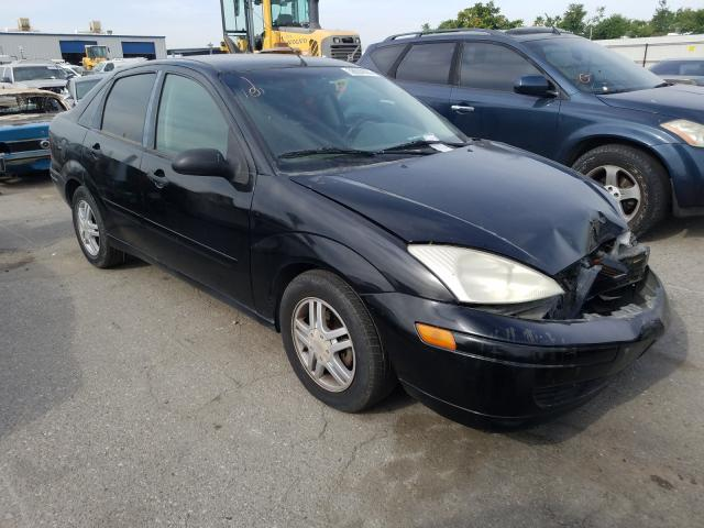 Ford Focus SE salvage cars for sale: 2001 Ford Focus SE