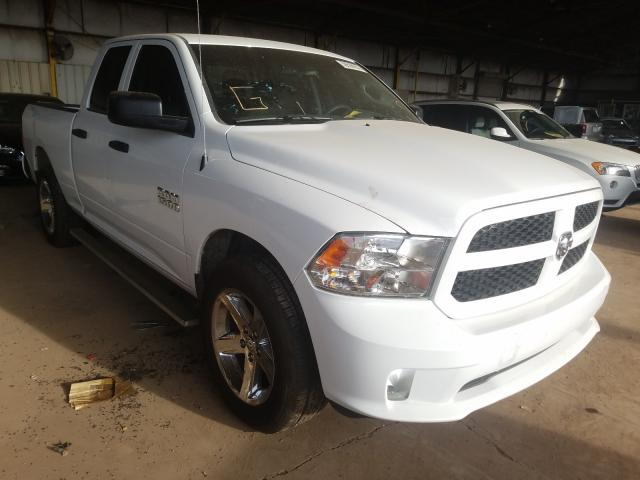 Dodge salvage cars for sale: 2016 Dodge RAM 1500 ST