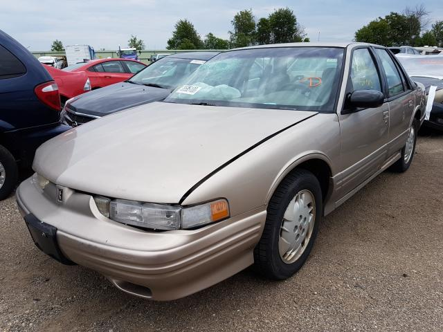 1997 oldsmobile cutlass supreme sl photos il peoria salvage car auction on mon jun 15 2020 copart usa copart