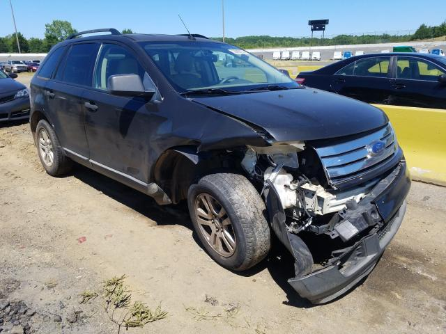 Ford Edge SE salvage cars for sale: 2007 Ford Edge SE