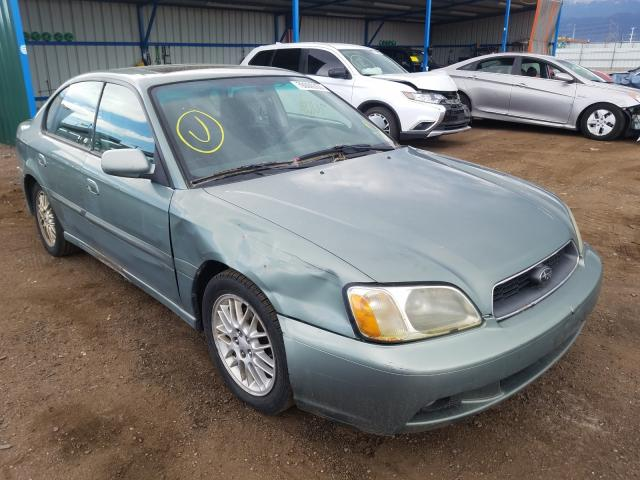 Salvage cars for sale from Copart Colorado Springs, CO: 2003 Subaru Legacy L