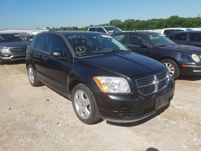 Salvage cars for sale from Copart Oklahoma City, OK: 2008 Dodge Caliber SX
