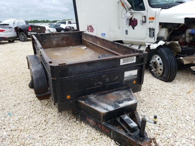 Big Tex Trailer salvage cars for sale: 1997 Big Tex Trailer
