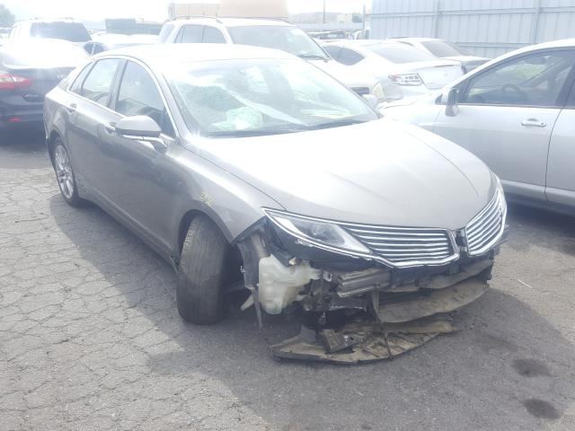 Lincoln MKZ Hybrid salvage cars for sale: 2016 Lincoln MKZ Hybrid