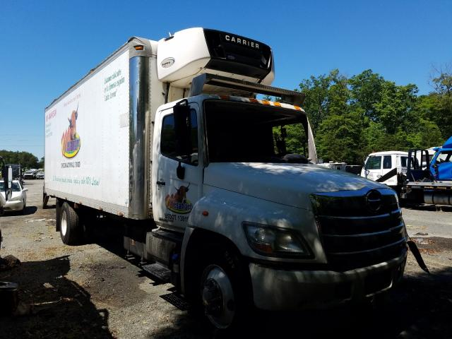 Hino salvage cars for sale: 2012 Hino 258 268