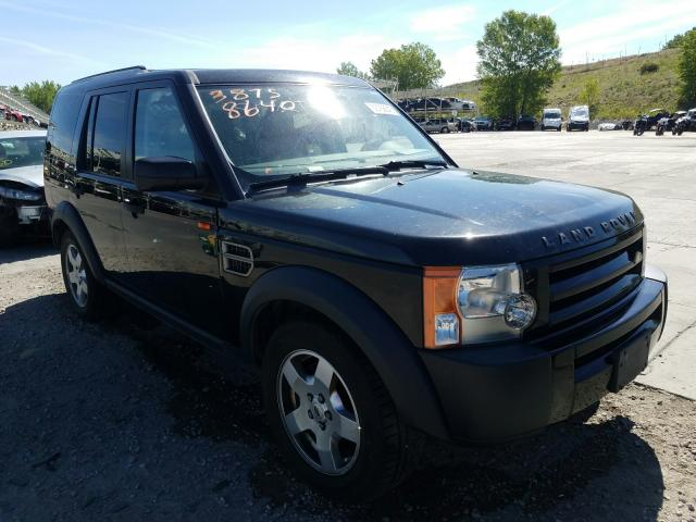 Land Rover salvage cars for sale: 2006 Land Rover LR3